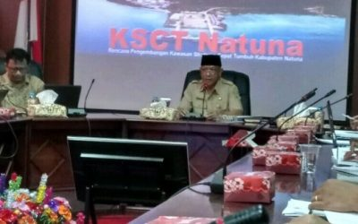 BP3D Kabupaten Natuna Mengelar Rapat Focus Group Discussions (FGD) ke-2 KSCT